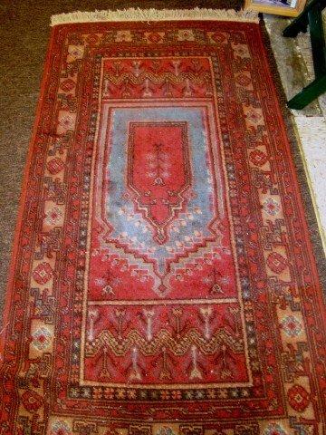 16: Oriental Rug