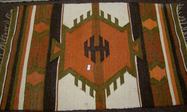 21: Navajo Scatter Rug