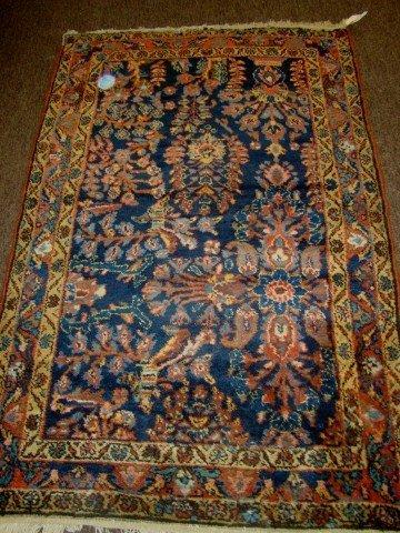 22: Persian Scatter Rug