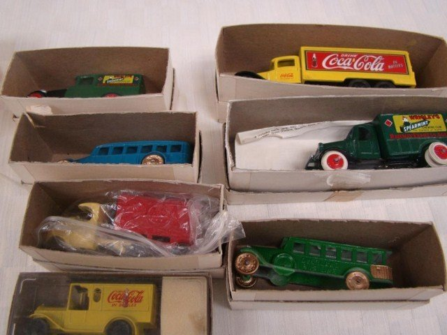 273: Assorted Lot of PAC Cars 1930's