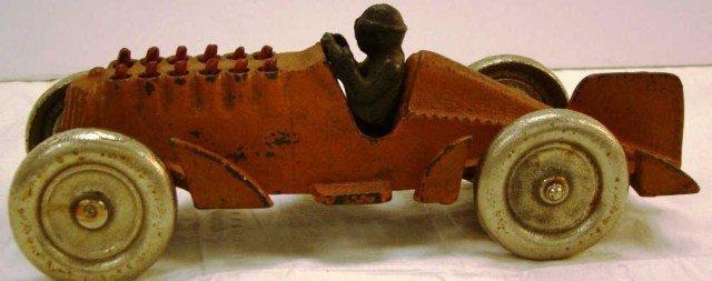 12: Hubley Race Car