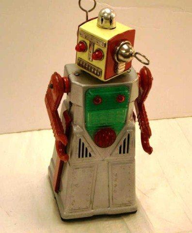 13: 1950's Robot