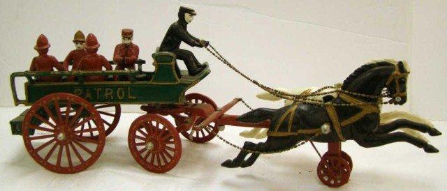 16: Patrol Fire Wagon