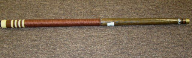245: Willie Mosconi Pool Cue - 4