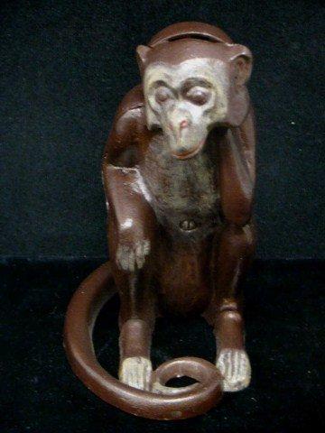 12A: Monkey Still Bank