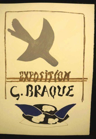 11: George Braque, Lithograph