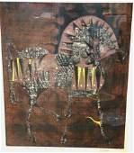 49: Tadashi Nakayma, Woodblock 18/50, 1961