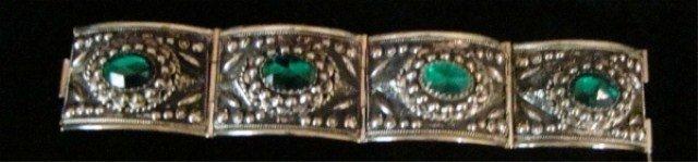 18: Sterling Cuff Bracelet