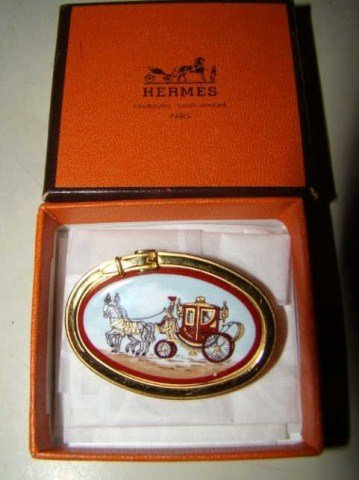 4: Hermes Pin with Box