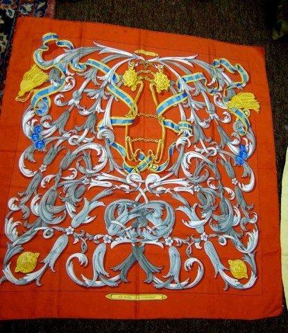 198: Hermes Scarf