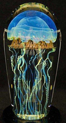170: Rick Satava Jellyfish Paperweight