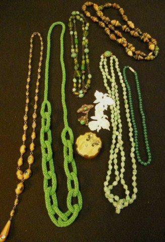 Assorted Lot of Necklaces