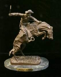 Bronze Horse and Rider