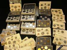 Large Box of Canadian Coins