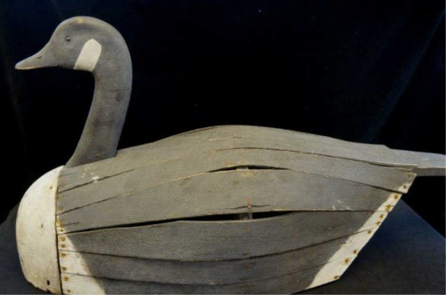 Joe Lincoln Slat Goose- Huge Loomer