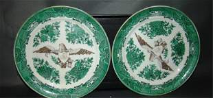 2 Fitz Huge Plates
