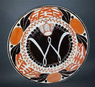 Early Dutch Royal Plate