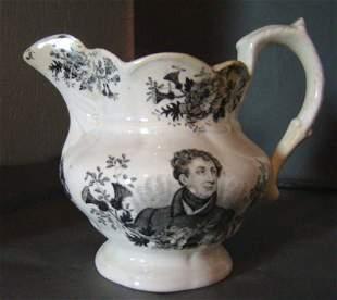 Commemorative George IV Jug 1830