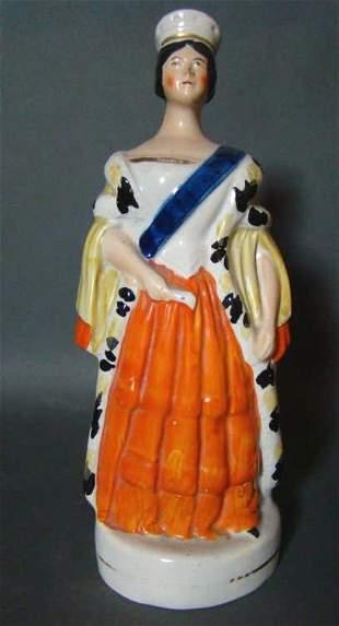 Antique Staffordshire Figure