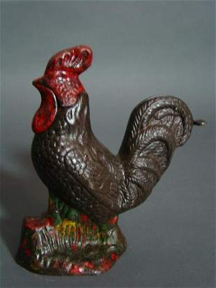 Rooster Still Bank