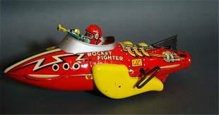 Marx Rocket Fighter Ship