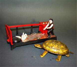 Key Wind Turtle and Bowling Bank