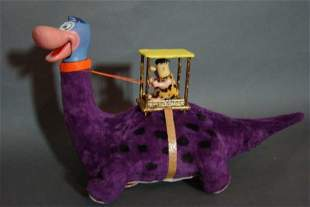 Dino and Fred Battery Operated Toy