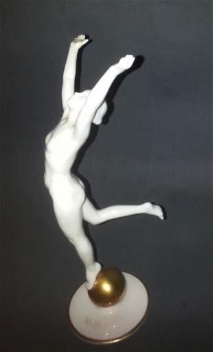 Hutschenreuther Figure by K Tucker