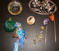 Assorted Jewelry k Gold  Diamond Slide