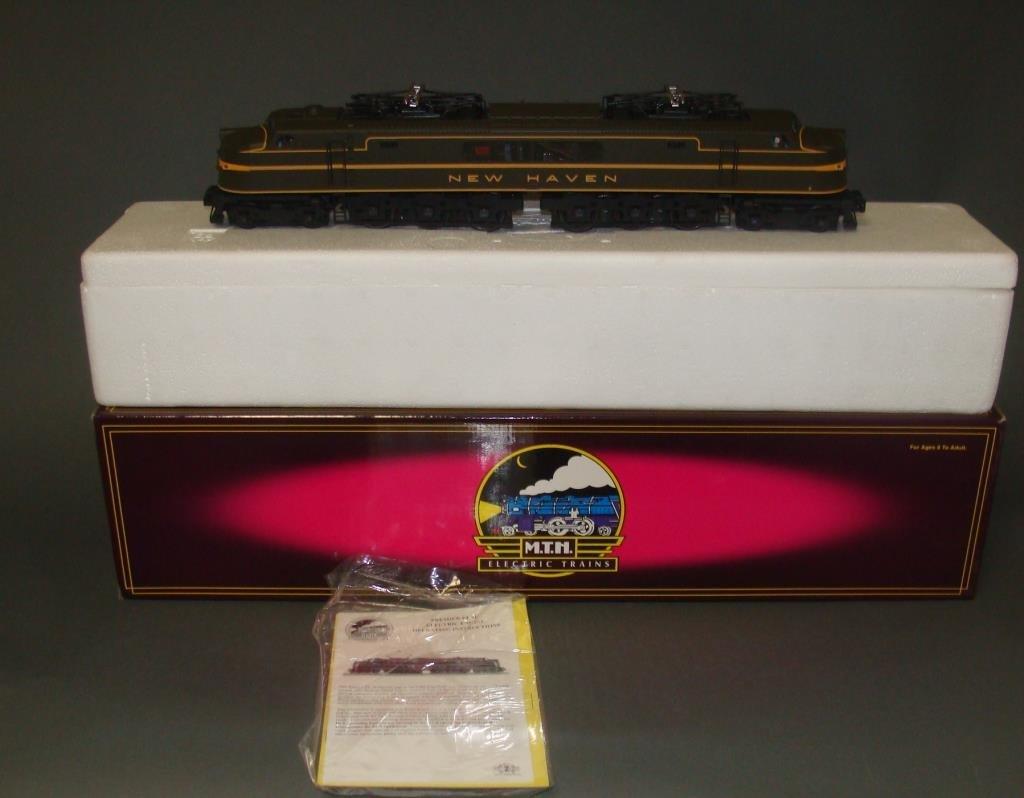 MTH Electric Train #01553