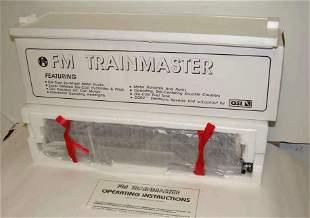 FM Train Master #8707