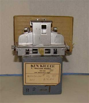 Ken Kidder Traction Model