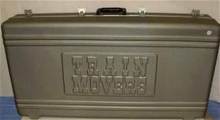 Large Aluminum Train Case