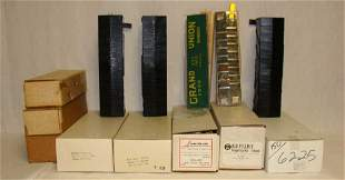 Assorted Lot of Trains and Kits
