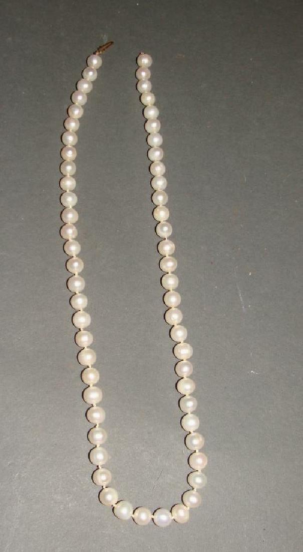 Strand of Sea Pearls