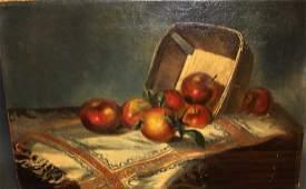 19thc Still Life Painting