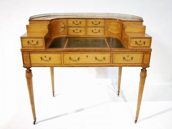 45: George IV Carlton House Desk England Circa1800