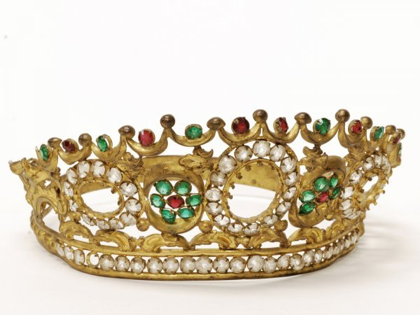 11: Pair of French Decorative Tiaras - 3