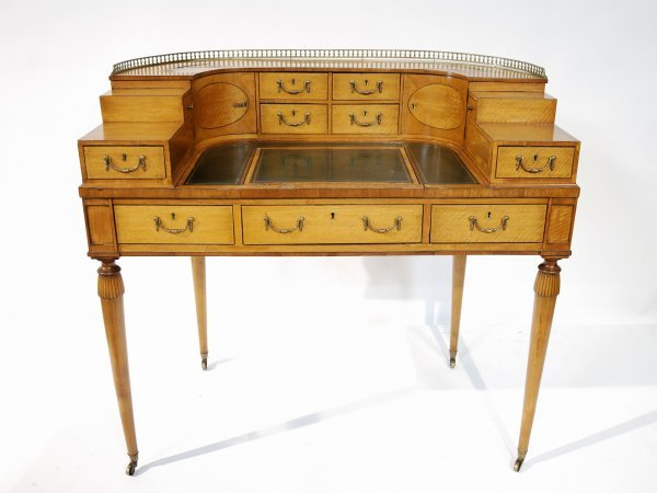 72: George IV Carlton House Desk England Circa 1800
