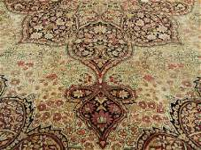 8 Antique Persian Kerman Carpet Southeast Persia Circa