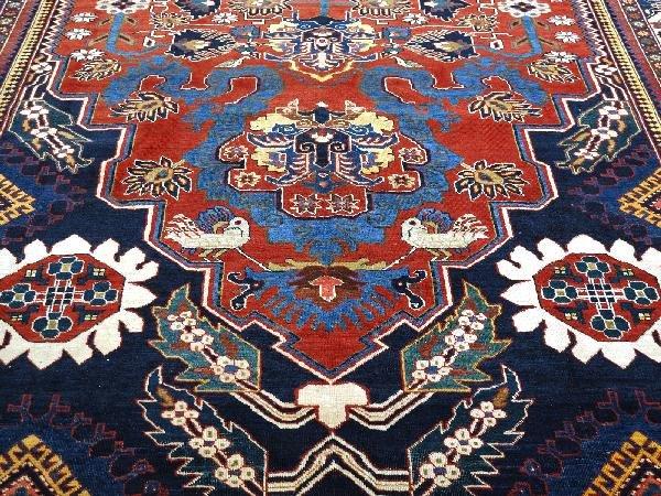 10: Kazak Carpet East Caucasus Circa 1930