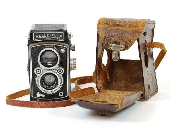 21: Rolleiflex Video Camera Franke & Heidecke, Braunsch