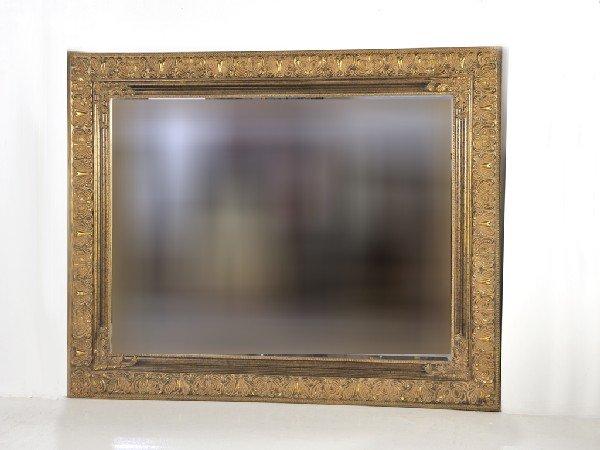 8: Decorative Beveled Mirror