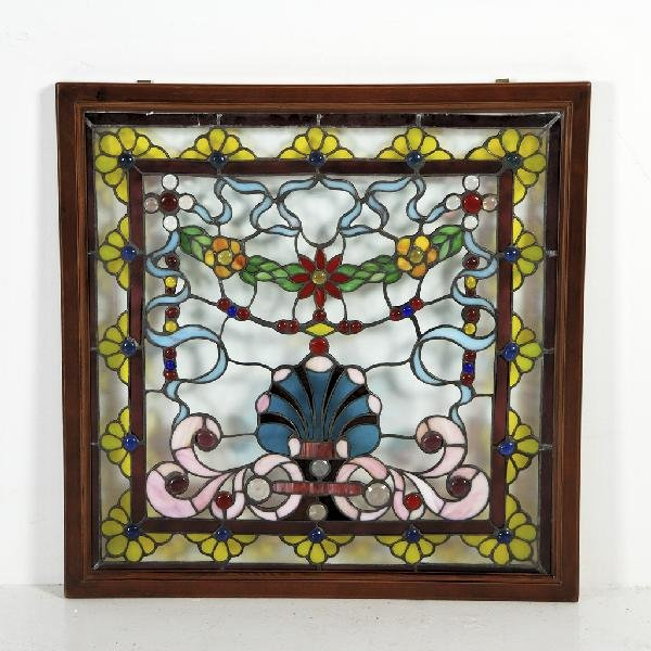 15A: Stained Glass Window