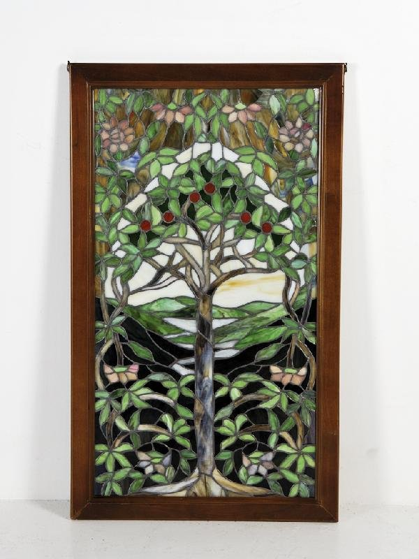 15B: Stained Glass Window