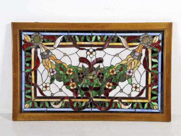 15E: Stained Glass Window