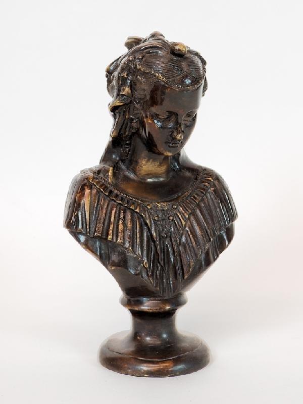 7: Bronze Bust