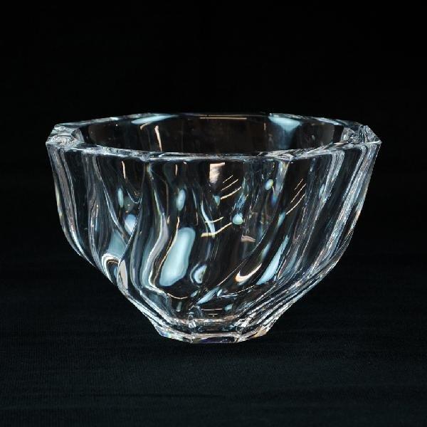 16: Orrefors Crystal Bowl