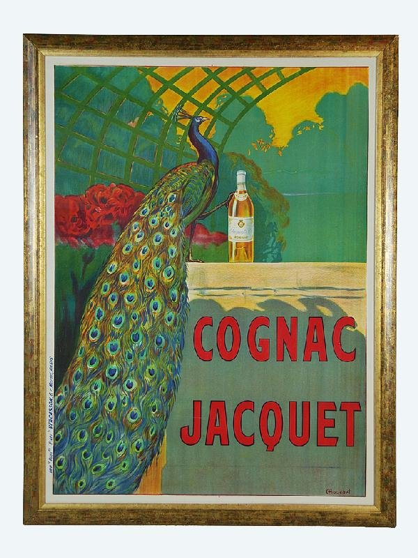 13: F. BOUCHET (French, 20th Century), Cognac Jacquet,