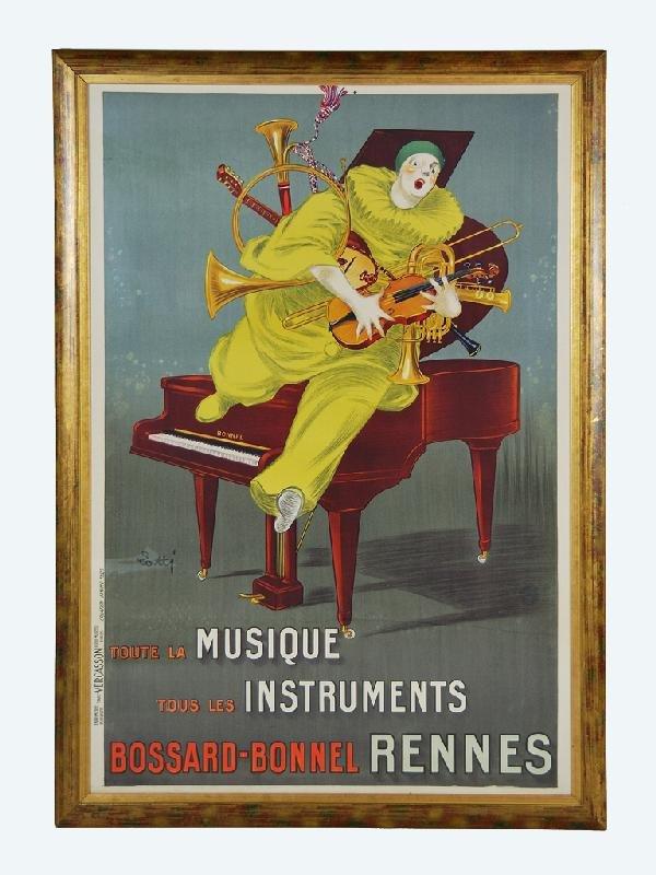 14: LOTTI, (French, Twentieth Century), Toute La Musiqu